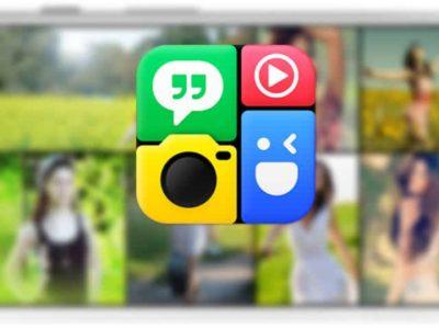برنامج دمج الصور للايفون بدون فواصل وبدون إطار مجانا مدونة المحترف للشروحات